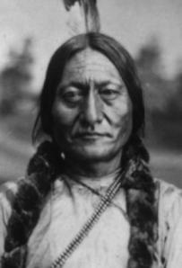 Sitting Bull [Source: O. S. Goff (photographer), 1881, Library of Congress]