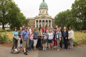 Imperial War Museum - Teacher Group Photo