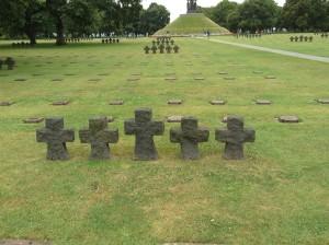 Melanie - 1 - German cemetery